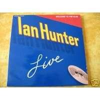 Ian HUNTER Welcome to the club