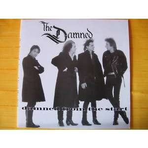The DAMNED Damned from the start
