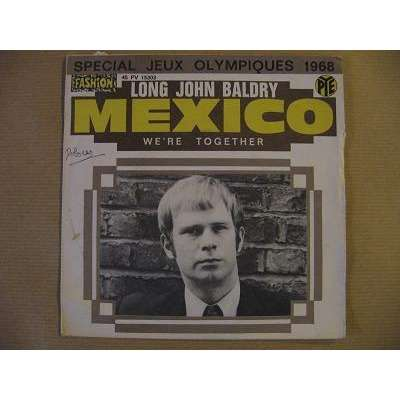 long john baldry Mexico