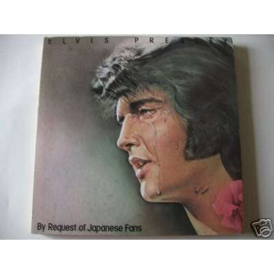 elvis presley By request of japanese fans