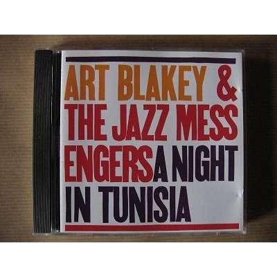 art blakey the jazz messengers A night in Tunisia