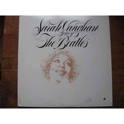 sarah vaughan songs of the Beatles