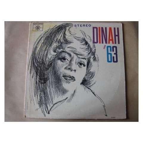 dinah washington Dinah' 63