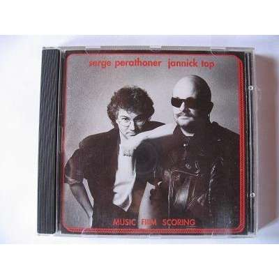 SERGE PERATHONER - JANNICK TOP - Music film scoring - CD