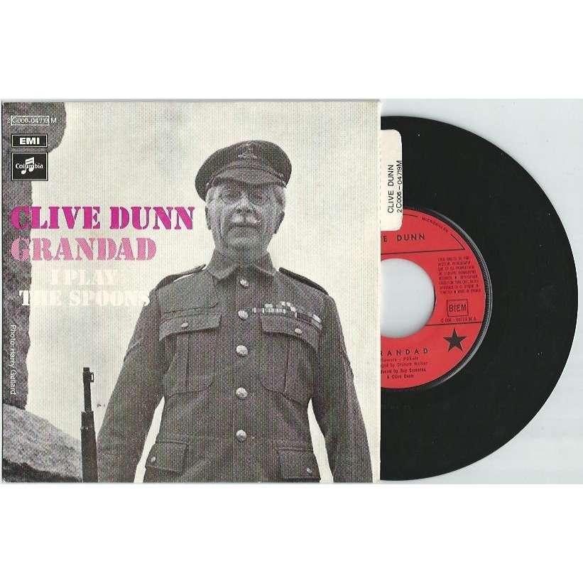 Clive Dunn Grandad
