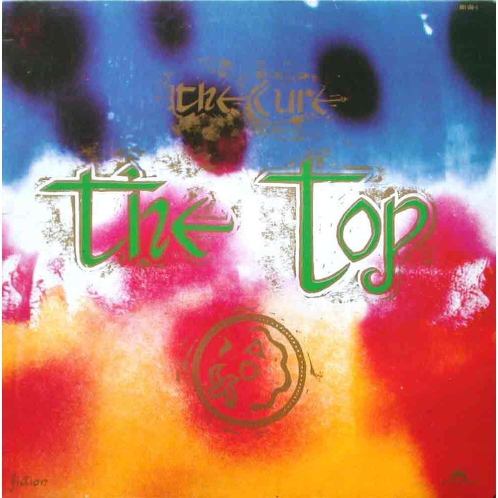 The Top By The Cure Lp With Skeudagogo Ref 115577387