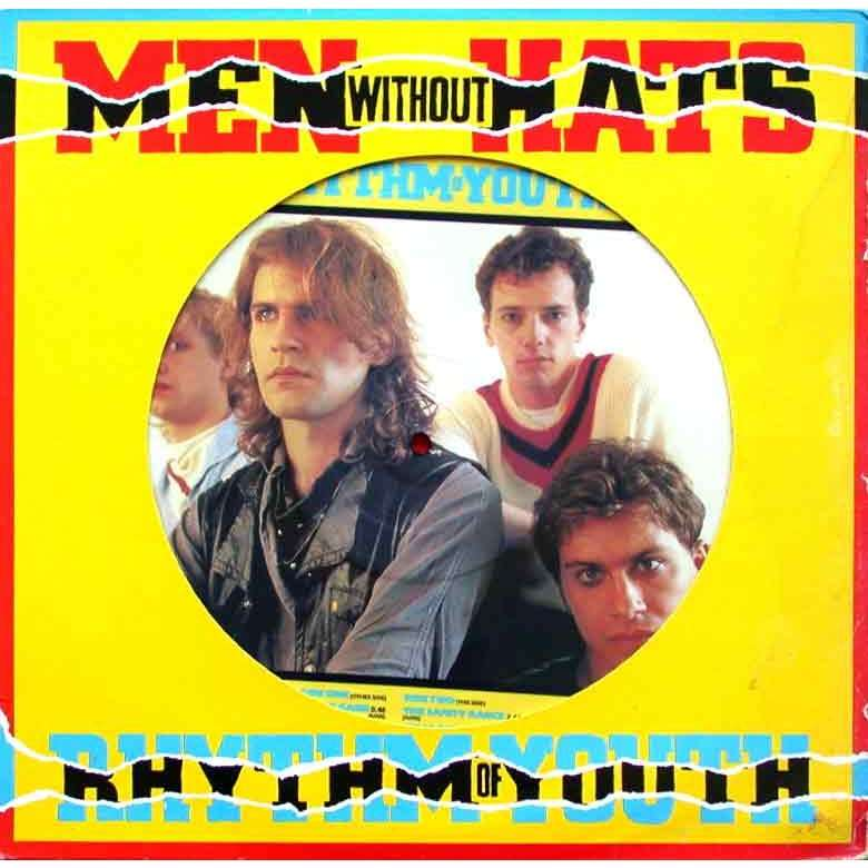 395d3d91db1 Rhythm of youth picture disc by Men Without Hats