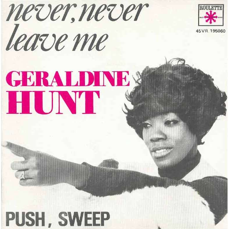 Geraldine Hunt With Charlie Marotta Heart Heart