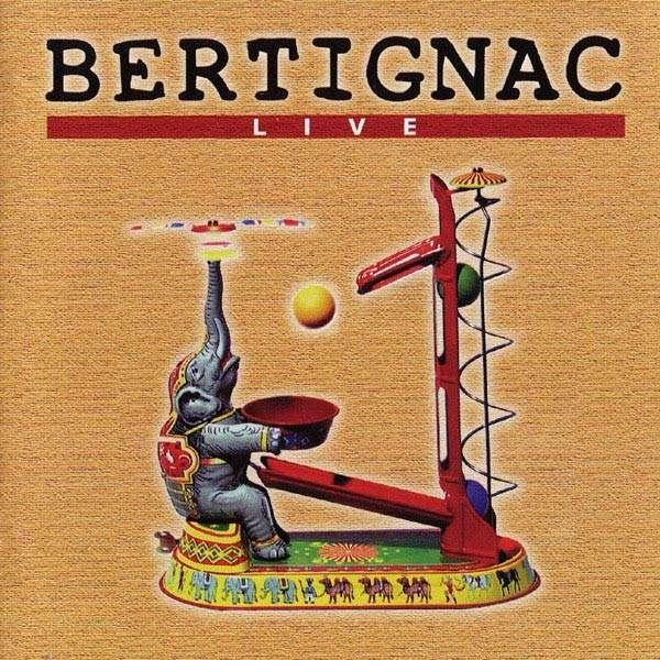 Louis BERTIGNAC - BERTIGNAC LIVE (2 CDs)