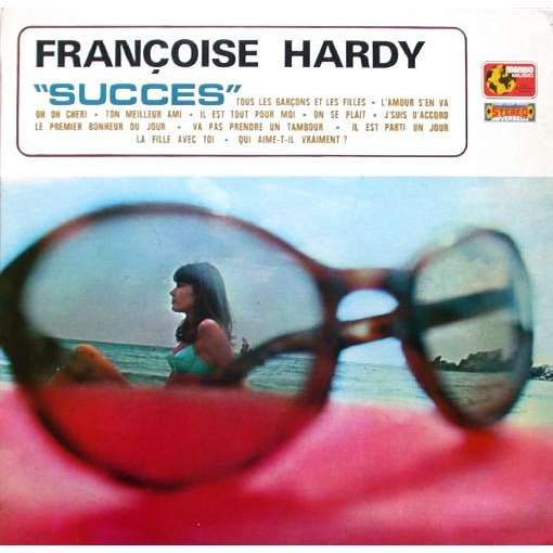 Françoise Hardy dans Salut les copains n° 31 (2ème extrait) 114368344