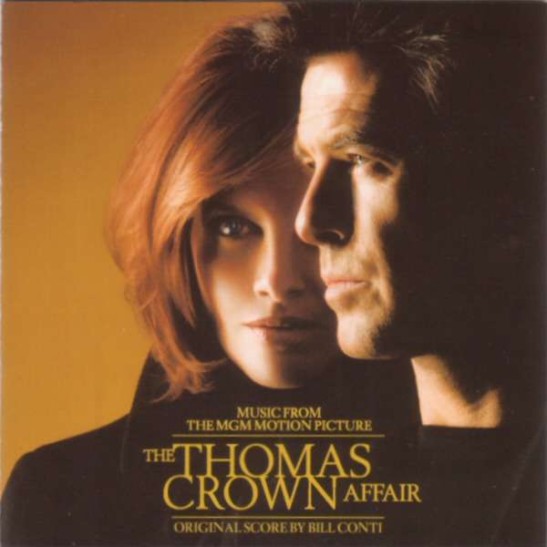 The Thomas Crown Affair By Bill Conti Cd With Skeudagogo