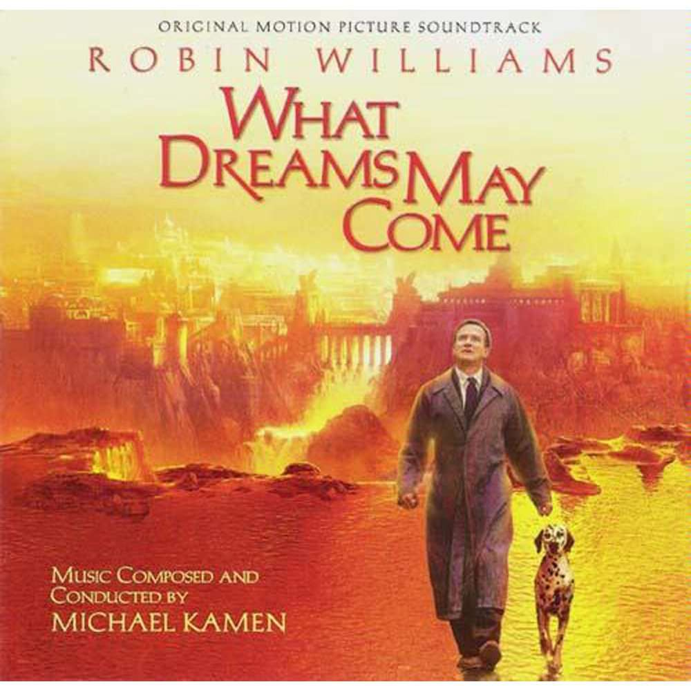 What Dreams May Come Ost By Michael Kamen Cd With