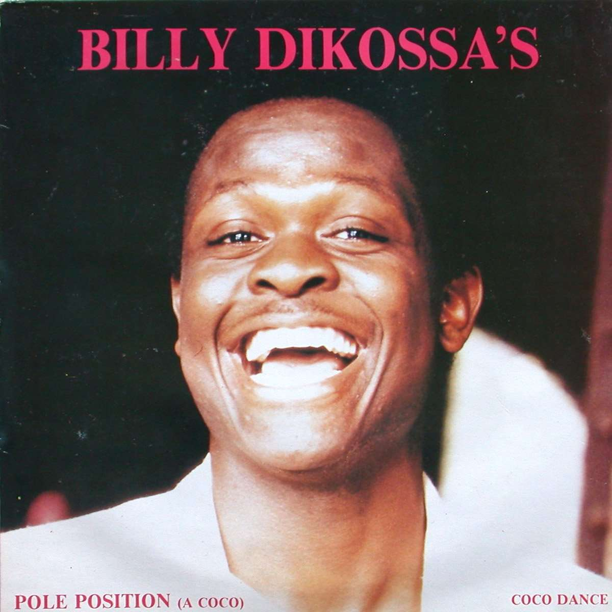 Billy Dikossa S Pole Position A Coco Lp For Sale On