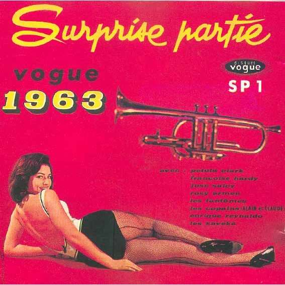 Various - Surprise Partie