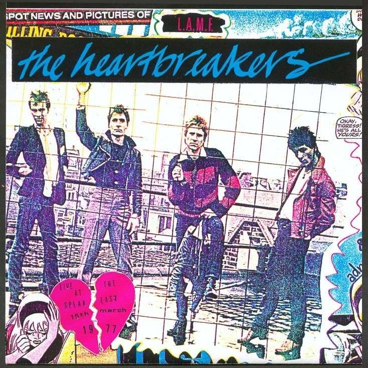 Heartbreakers Chinese Rocks Born To Lose