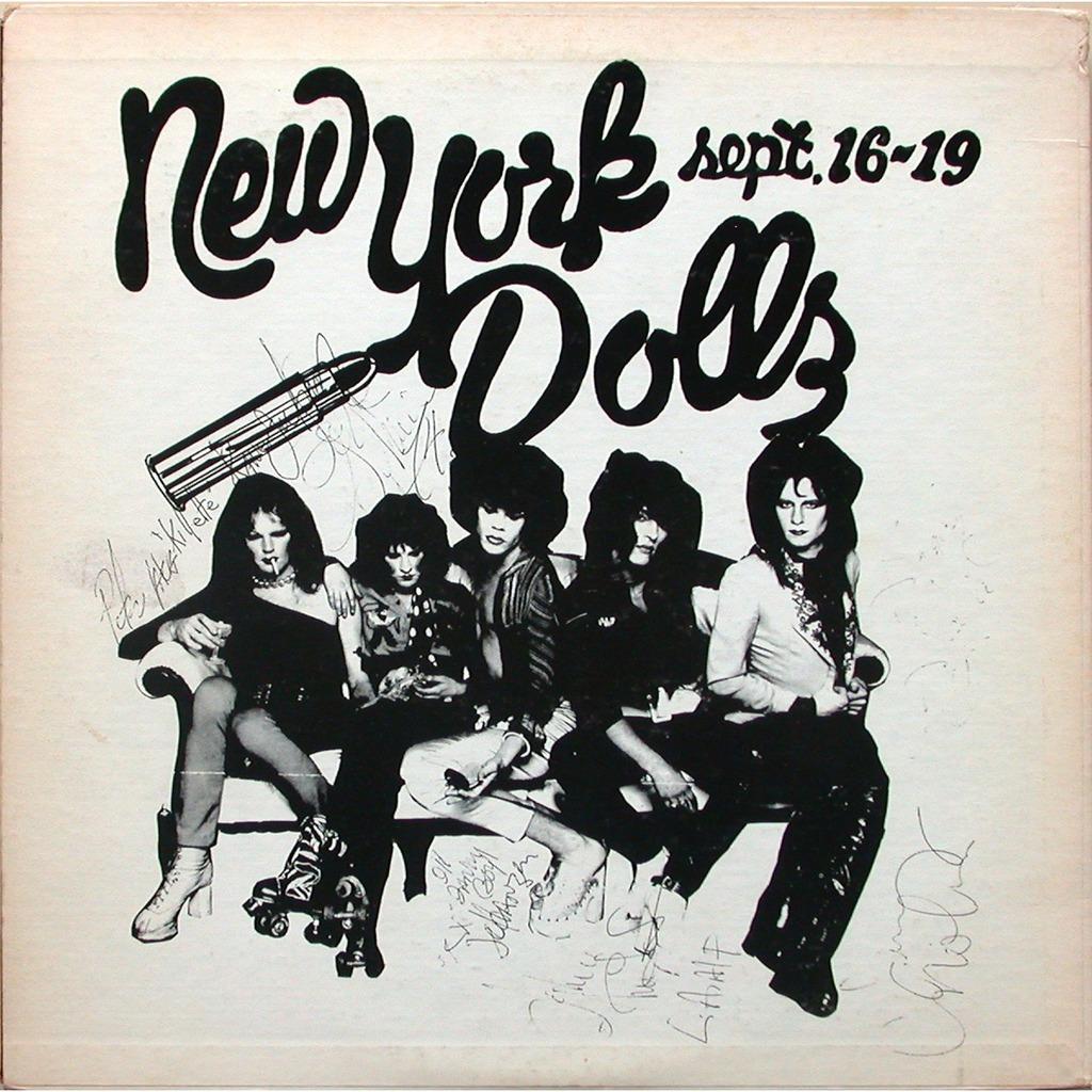 Dolls Live Dallas 74 Smilin Ears 7707 Venezuela By New
