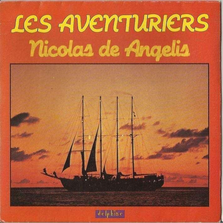 Nicolas de Angelis Les aventuriers / Tropiques