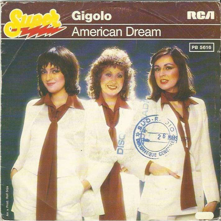 Super Gigolo / American Dream