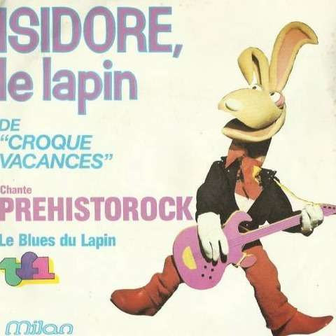 Tany Turens Prehistorock / Le Blues du Lapin (Isidore le Lapin TV Soundtrack)