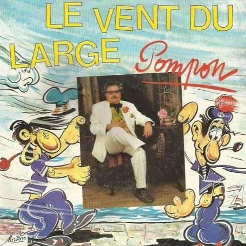 Pompon Le vent du large + Instrumental
