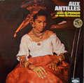 ALPHONSO & SON ORCHESTRE - Aux Antilles - LP