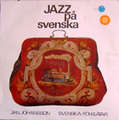 JAN JOHANSSON & GEORG RIEDEL - Jazz Pa Svenska - LP