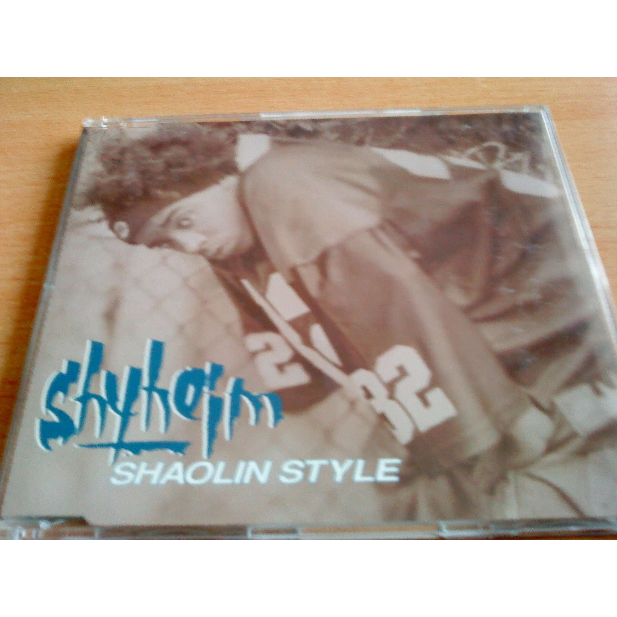 shyheim shaolin style mcd for sale on groovecollectorcom