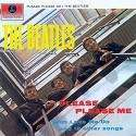 BEATLES please please me (yellow/black label)