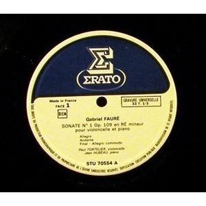 NAVARRA - TORTELIER FAURE complete chamber music