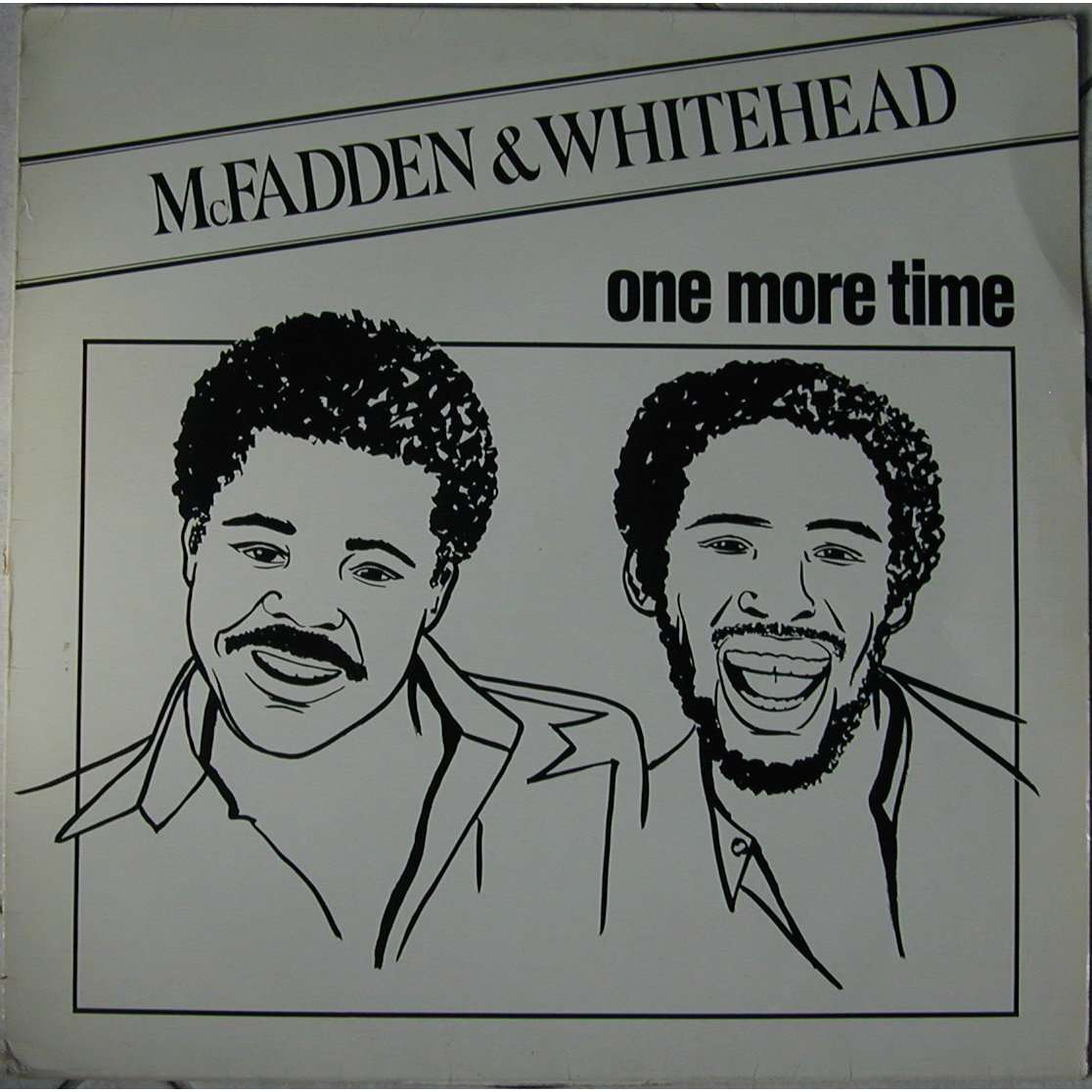 McFadden & Whitehead* McFadden And Whitehead - One More Time