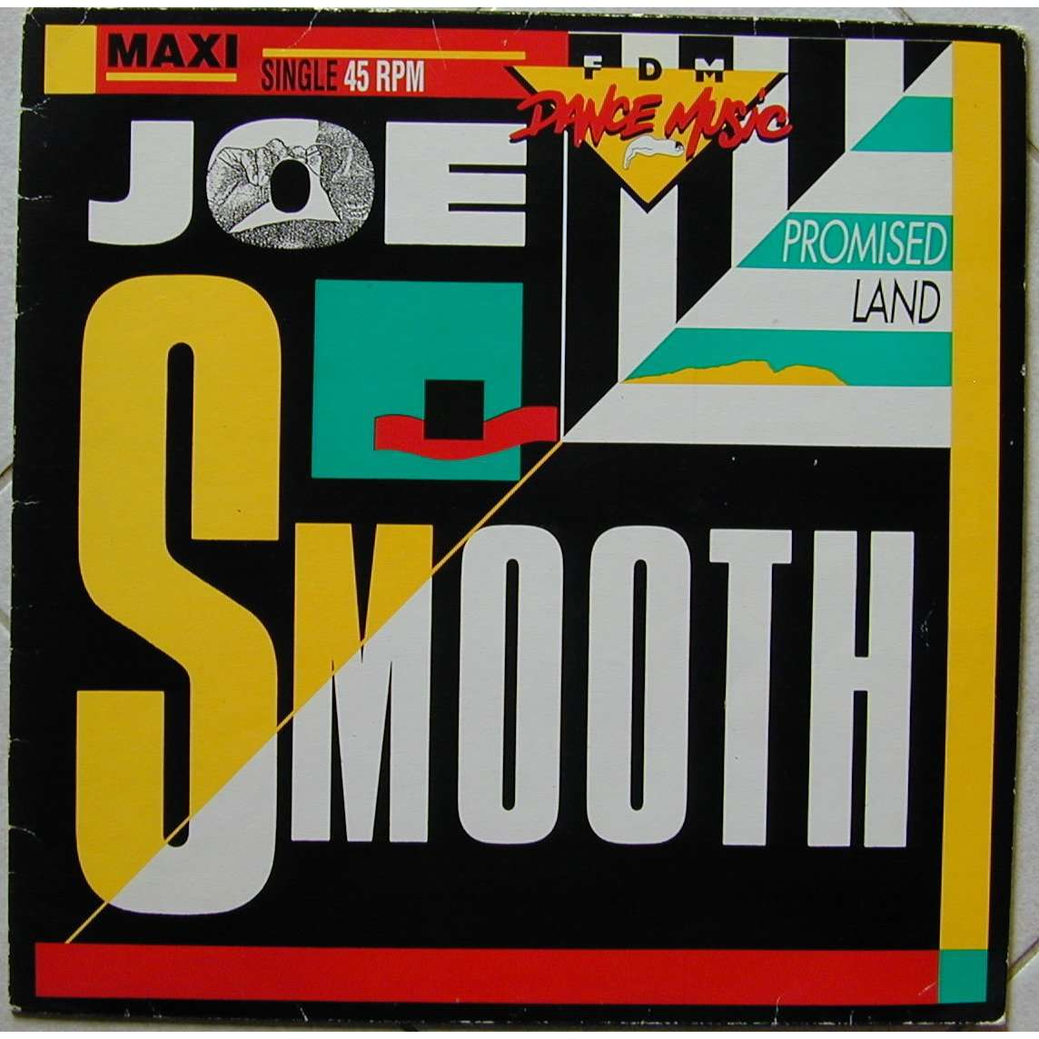 Promisedfieldcover Jpg: Promised Land By JOE SMOOTH, 12inch With Speed06