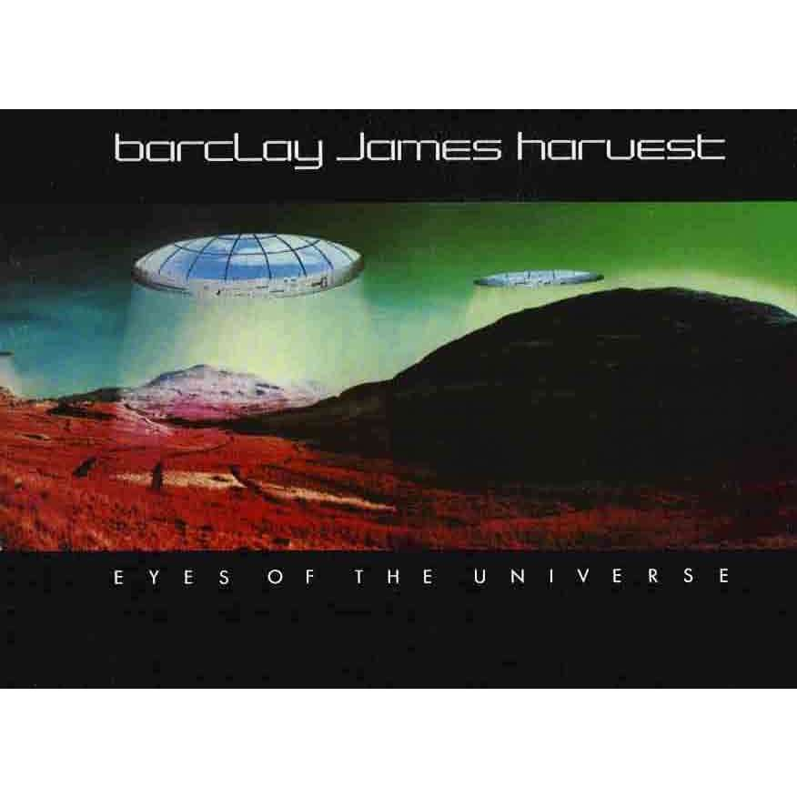 barclay james harvest eyes of the universe
