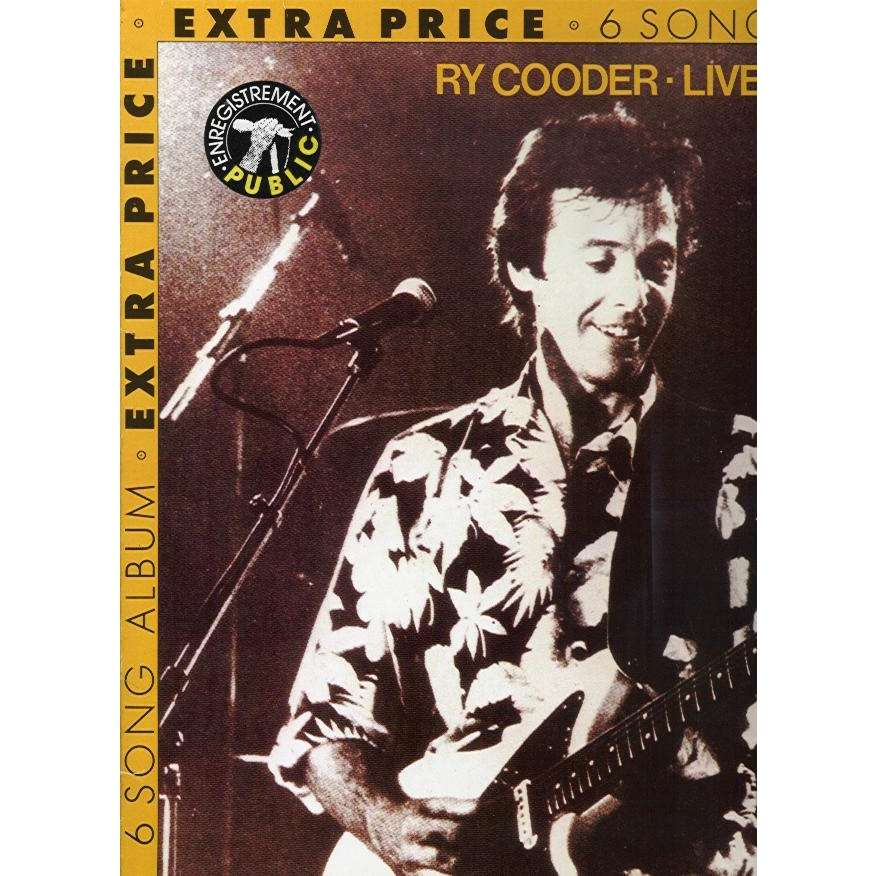 ry cooder 6 song album