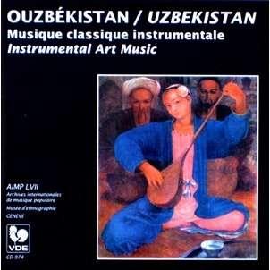 OUZBEKISTAN Musique classique et instrumentale