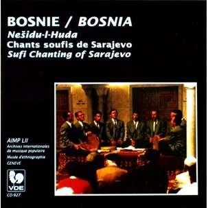 BOSNIE • BOSNIA Chants soufis de Sarajevo / Sufi Chanting of Sarajevo
