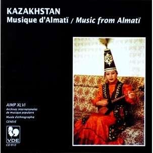 KAZAKHSTAN Musique d'Almatï