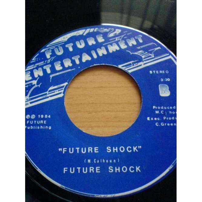 Future Shock - Hip Shakin