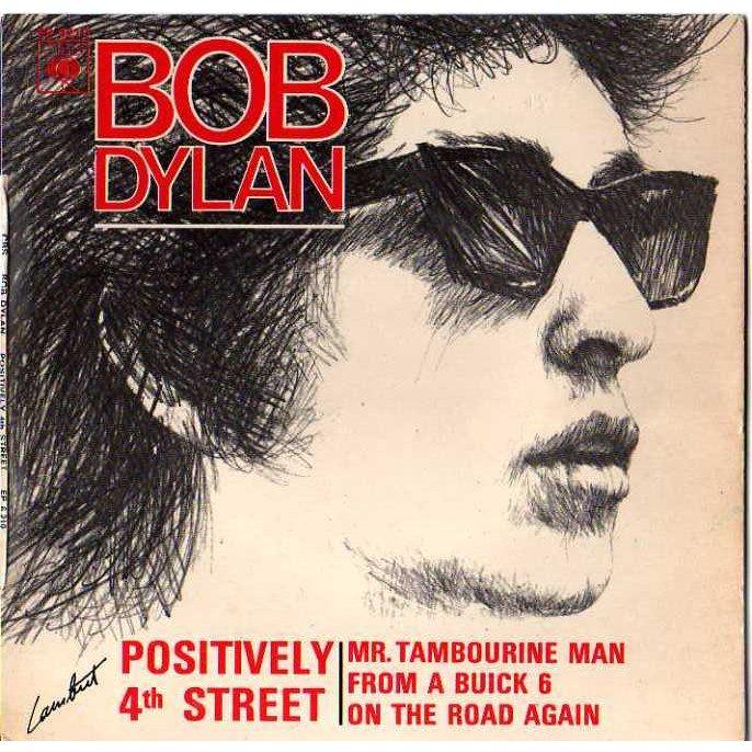Bob dylans tambourine man dod