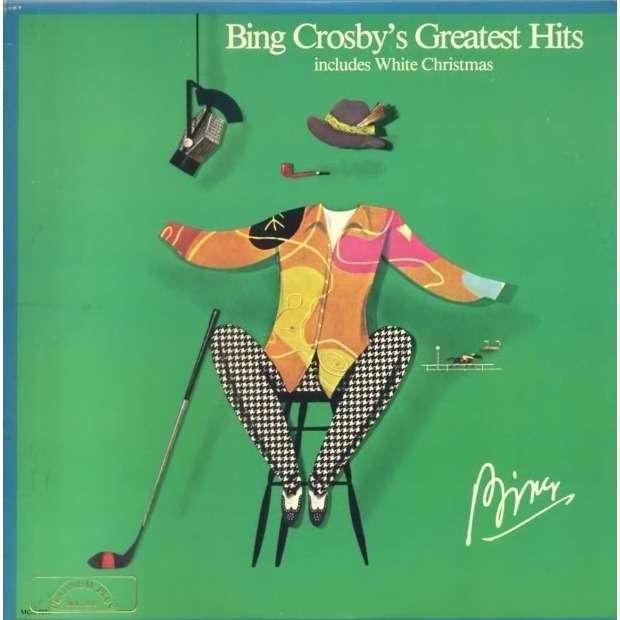 bing crosby bing crosby s greatest hits