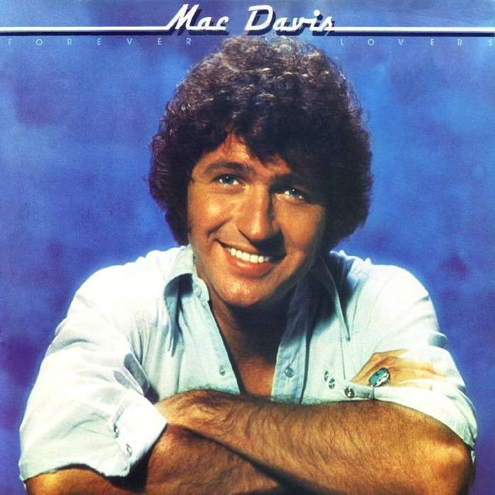 Mac Davis Forever Lovers By Mac Davis Lp With