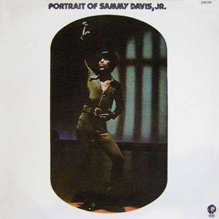 Sammy Davis Jr Portrait Of Sammy By Sammy Davis Jr Lp