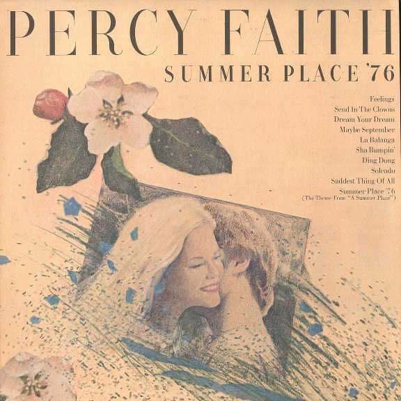 Percy Faith Theme From a Summer Place Percy Faith Summer Place '76