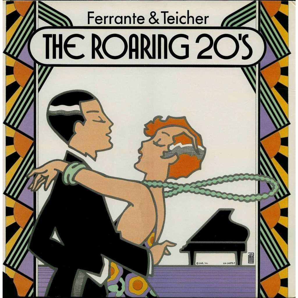 The Roaring 20 S By Ferrante Amp Teicher Lp With