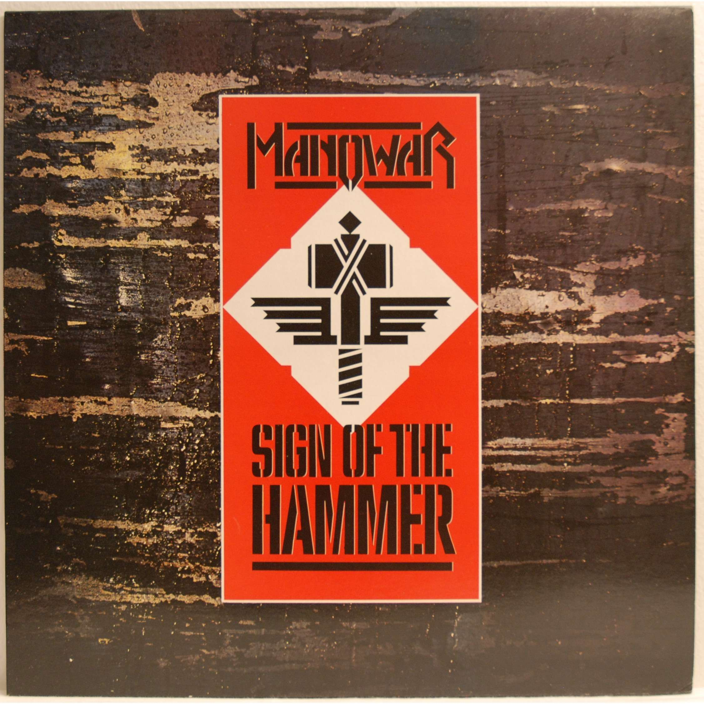 Manowar - Sign Of The Hammer EP
