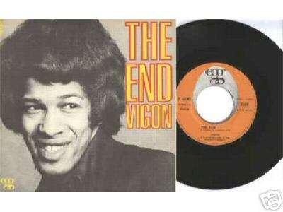 vigon the end bw baby your time is my time orig french press - vigon