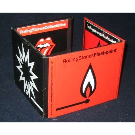 Flashpoint Collectibles By The Rolling Stones Cd X 2