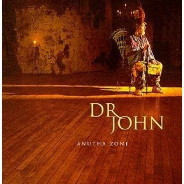Anutha Zone By Dr John Cd With Titounet44 Ref 114255311