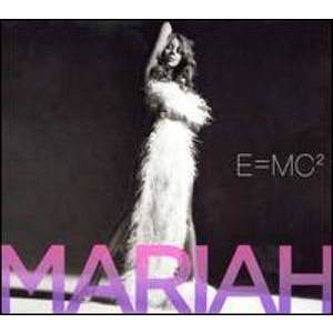 e=mc2 by MARIAH CAREY, CD with titounet44