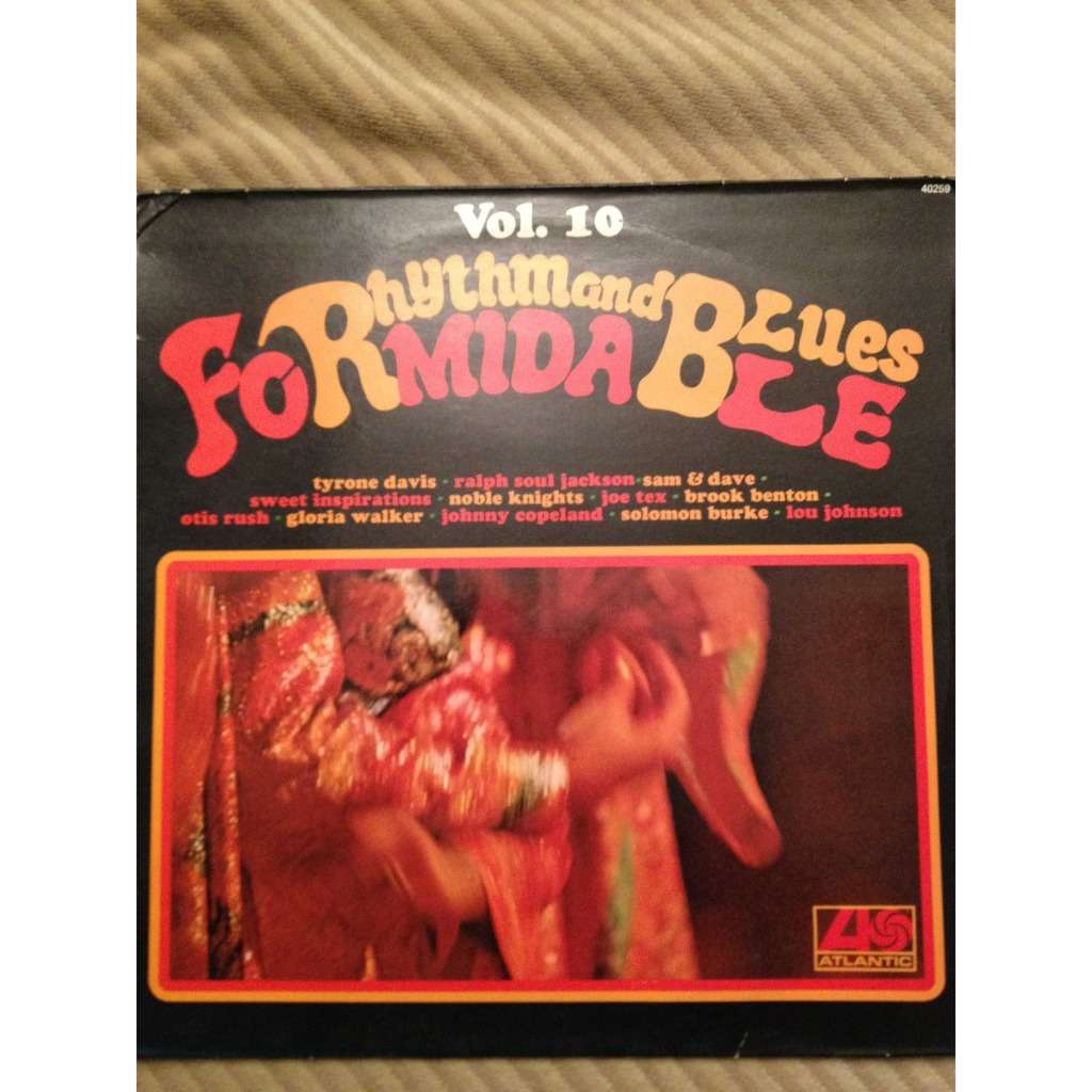Various - Formidable Rhythm' N' Blues