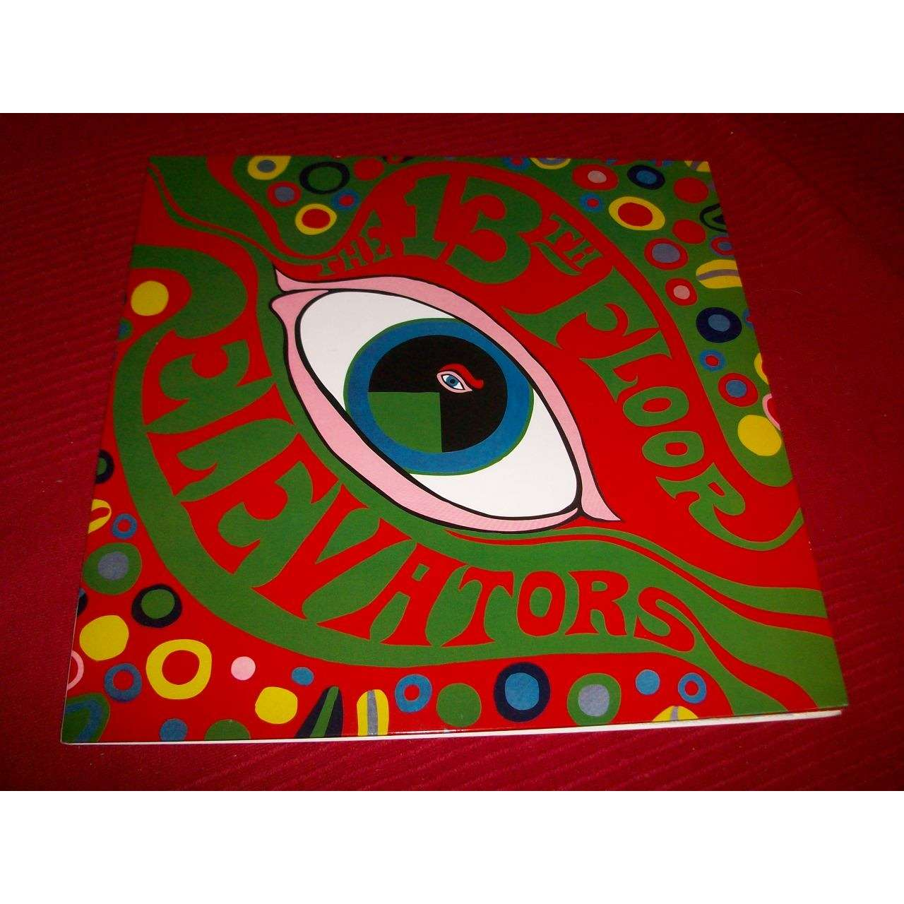 13th floor elevators the psychedelic sound of lp for 13 th floor elevators